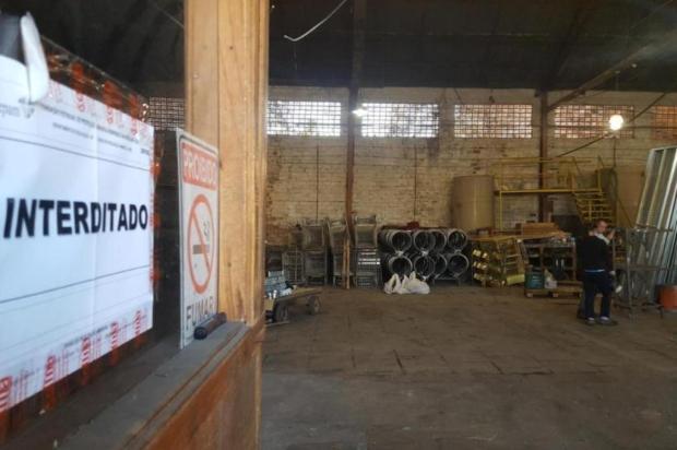Empresa de Caxias do Sul é interditada por danos ambientais Fepam/Divulgação