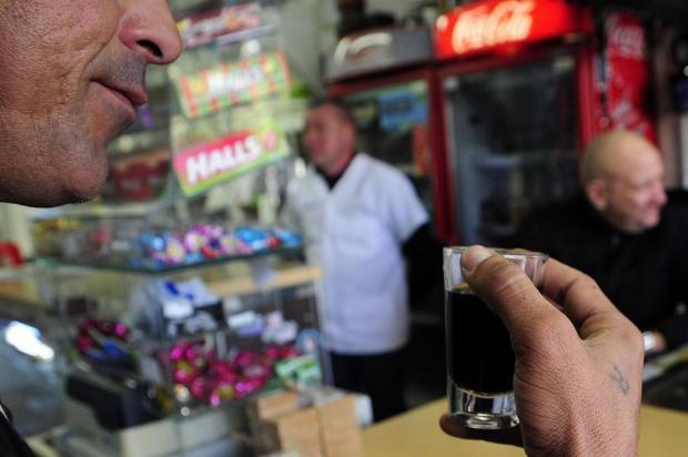 Frio em Caxias do Sul faz consumo do cafezinho disparar Marcelo Casagrande/Agencia RBS