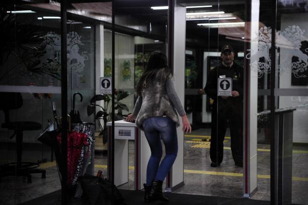 Segurança está mais reforçada na Câmara de Vereadores de Caxias do Sul Marcelo Casagrande/Agencia RBS