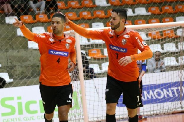 Time principal da ACBF volta às quadras para se manter líder na Liga Nacional de Futsal Ulisses Castro/Divulgação