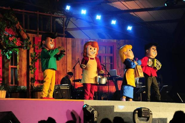 Ajude a escolher os nomes dos personagens da Festa da Uva Porthus Junior/Agencia RBS