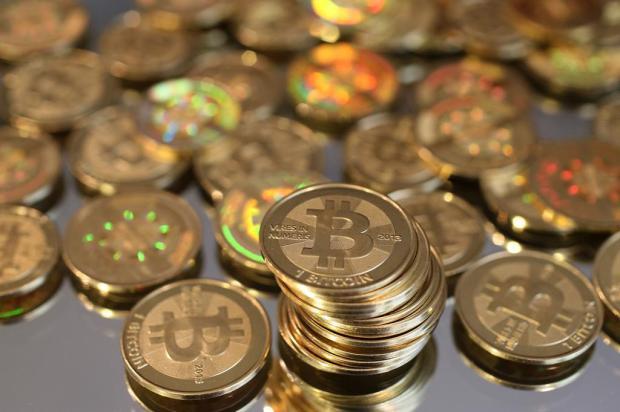 Caxias do Sul na onda do Bitcoin George Frey,AFP/AFP
