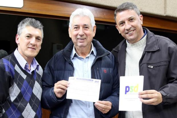 Ex-vereador Adelino Teles filiou-se no PSD Chimia Lorenzett/Divulgação