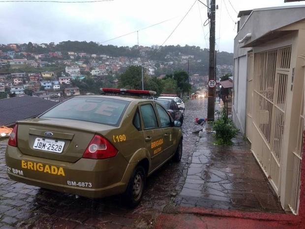 Homem morto em confronto com a Brigada em Caxias é identificado /