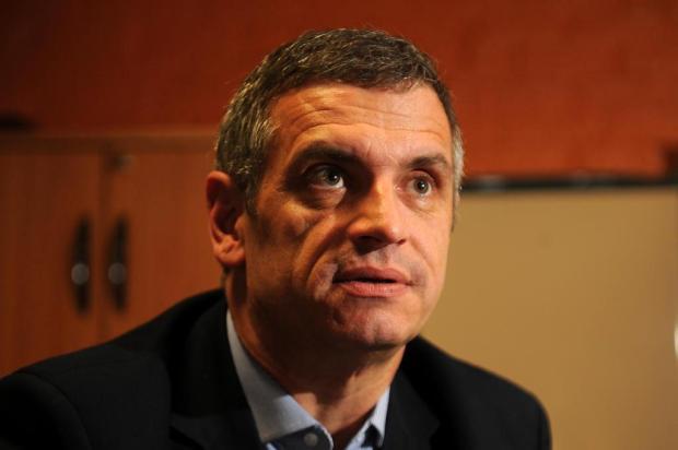 Pré-candidato do Novo para o governo do Estado palestra na CIC Felipe Nyland/Agencia RBS