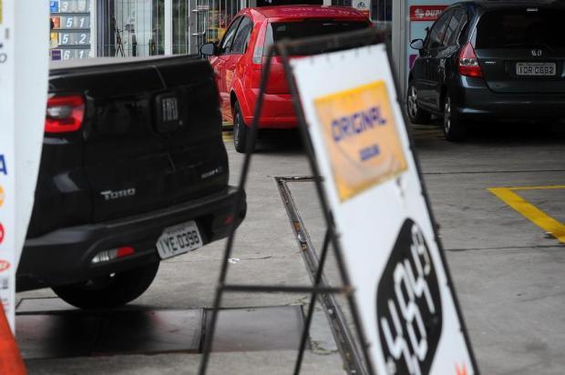 Gasolina em Caxias do Sul sobe R$ 0,30 em 40 dias Felipe Nyland/Agencia RBS