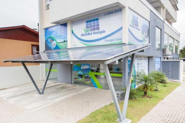 Nova loja de R$ 450 mil em Caxias aposta em energia solar Liliane Giordani/divulgação