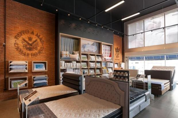 Tonolli Camas, de Caxias, imprime novo conceito em rede de lojas Tonolli/divulgação