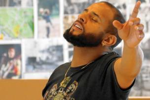 Cantor que impressionou o mundo pela semelhança com a voz de Bob Marley, Mitchell Brunings se apresenta em Caxias Baltimore Sun/Reprodução