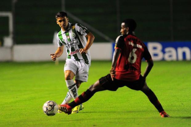 Técnico do Juventude volta a contar com o lateral Felipe Mattioni Porthus Junior/Agencia RBS