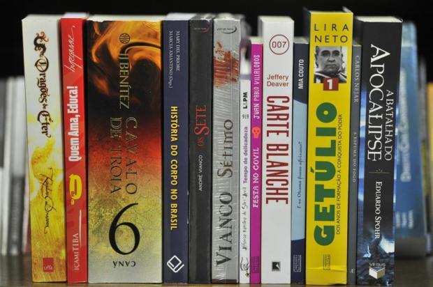 Agenda: Troca-troca de livros da Biblioteca Sesc termina nesta quinta-feira Lauro Alves/Agencia RBS