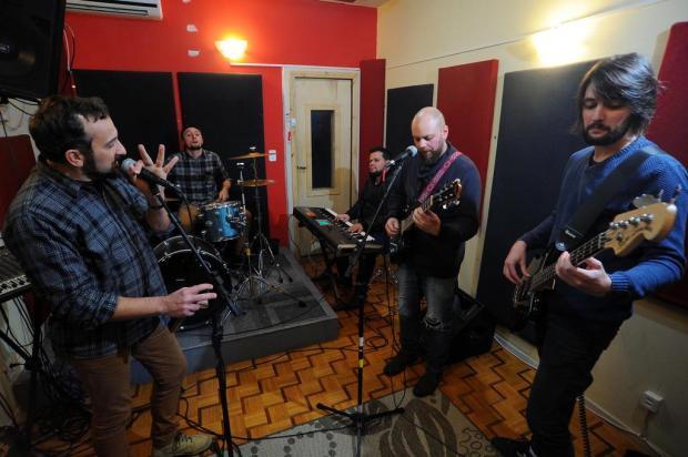 Banda Pacific 22 retorna aos palcos após três anos com show nesta quinta-feira, em Caxias do Sul Felipe Nyland/Agencia RBS