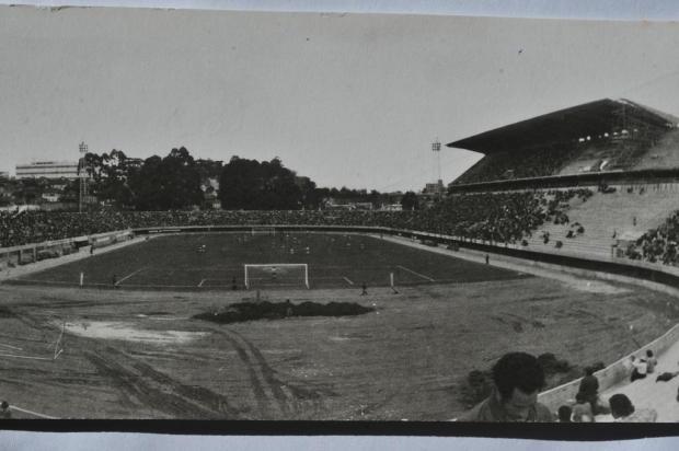 Intervalo: um domingo de celebração no Estádio Centenário Foto Luz/Divulgação
