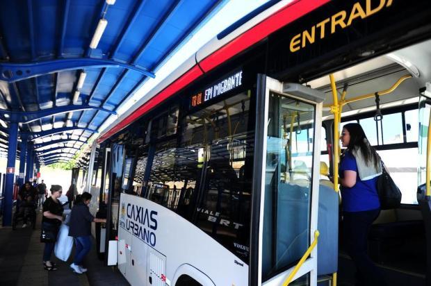 Prefeito sanciona e tarifa do transporte urbano de Caxias passa para R$ 4,65 Porthus Junior/Agencia RBS