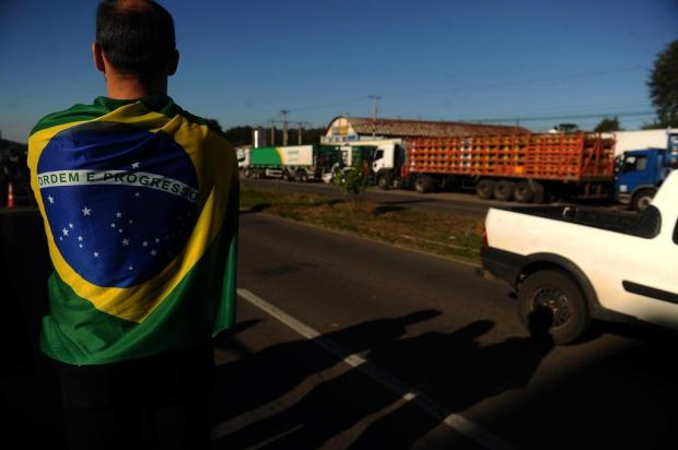 Quais as reivindicações dos caminhoneiros Lucas Amorelli/Agencia RBS