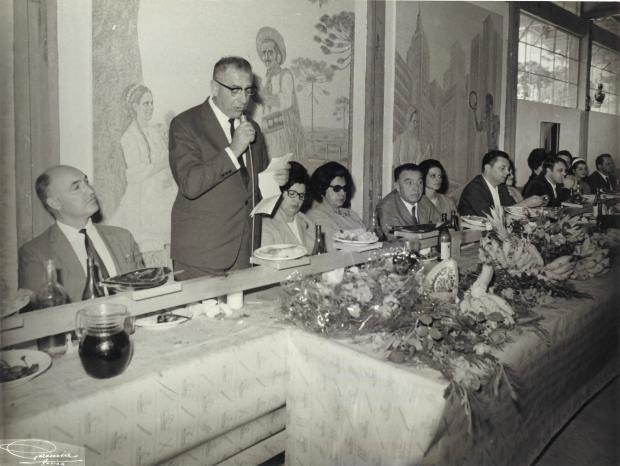 Memória: CTG Rincão da Lealdade em 1967 Studio Geremia / acervo pessoal de Jacyra Mattana, divulgação/acervo pessoal de Jacyra Mattana, divulgação