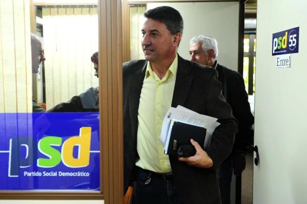 """Agora no PSD, ex-vice-prefeito de Caxias diz que governo Temer é """"indecente e de ações pornográficas"""" Diogo Sallaberry/Agencia RBS"""