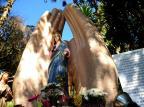 Parque do Santuário de Caravaggio em Canela estará fechado no dia 26 Diogo Sallaberry/Agencia RBS