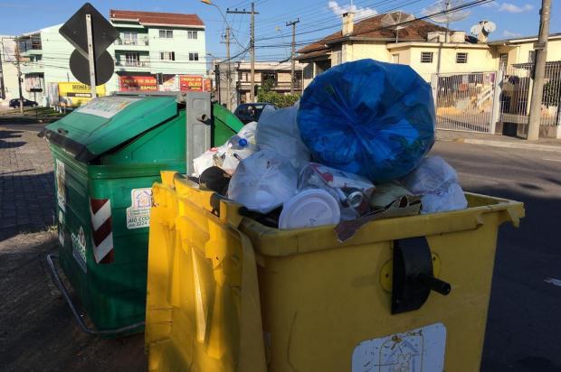 Coleta de lixo em Caxias é mantida até terça-feira Hiram Fros/Divulgação