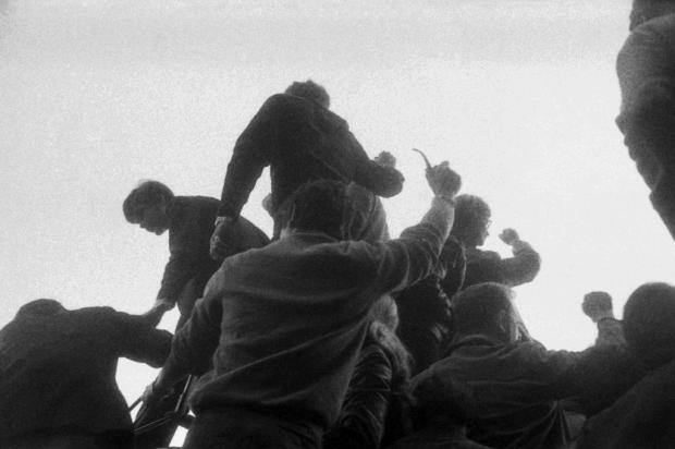 Exposição na Aliança Francesa, em Caxias, revisita protestos de maio de 1968 Philippe Gras/Aliança Francesa,Divulgação
