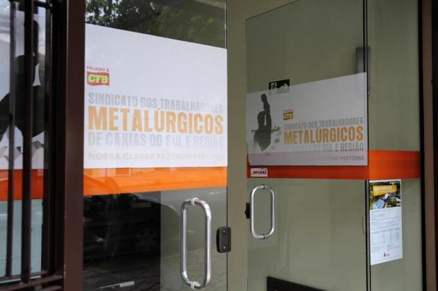 Greve dos caminhoneiros é tema de assembleia do Sindicato dos Metalúrgicos de Caxias Marcelo Casagrande/Agencia RBS