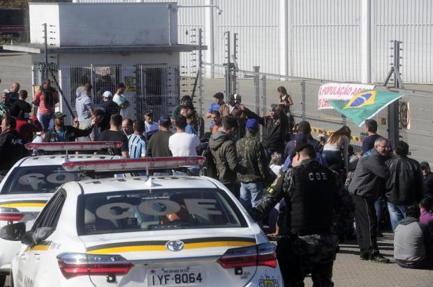 Sindicato recua e não sabe quando fará distribuição de gasolina em Caxias Marcelo Casagrande/Agencia RBS