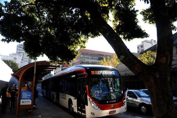 Visate negocia compra de combustível com fornecedor para garantir transporte coletivo em Caxias Lucas Amorelli/Agencia RBS