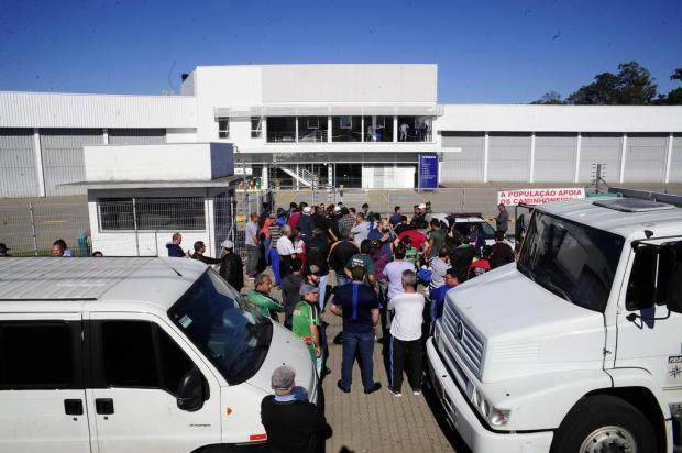Caminhão tanque será escoltado até posto em Caxias do Sul Marcelo Casagrande/Agencia RBS