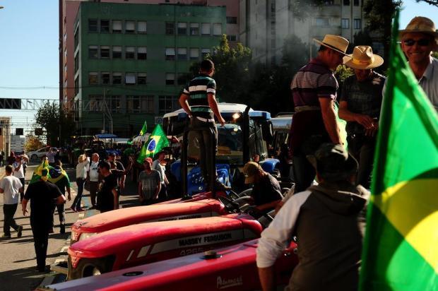 Greve vai além dos caminhoneiros e da pauta do diesel Diogo Sallaberry/Agencia RBS