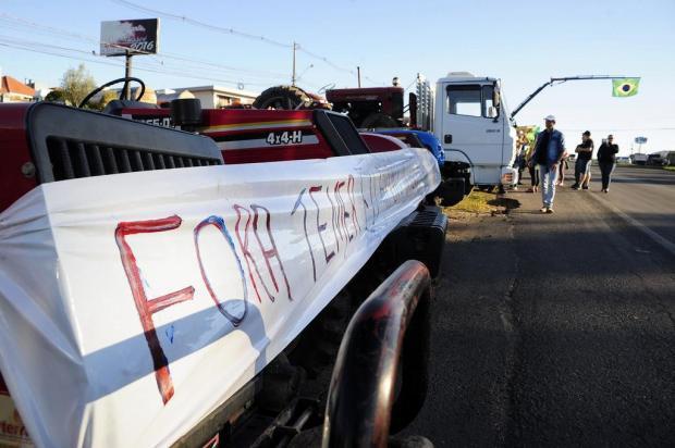 As ramificações da greve dos caminhoneiros Marcelo Casagrande/Agencia RBS
