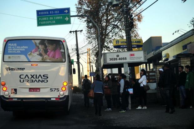 Exploração da publicidade da prefeitura no transporte coletivo em Caxias pode sofrer alteração Diogo Sallaberry/Agencia RBS