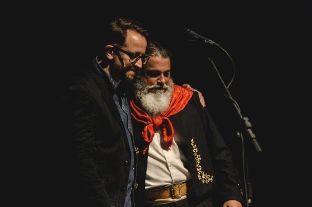 """Thedy Corrêa e Luiz Marenco apresentam show """"A Cidade Encontra o Campo"""" em Caxias Luiza Filippo/Divulgação"""