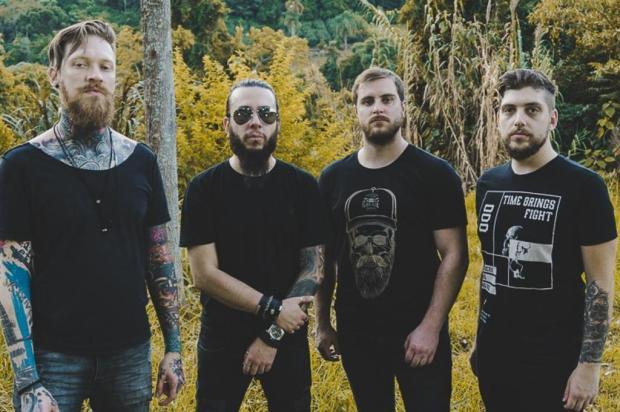"""3por4: Banda caxiense L.I.E. lança clipe """"The Dissonance"""" Divulgação/Divulgação"""