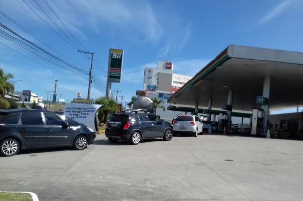 Posto de Caxias passa a abastecer carros de profissionais de saúde Carla Perussato / Divulgação/Divulgação