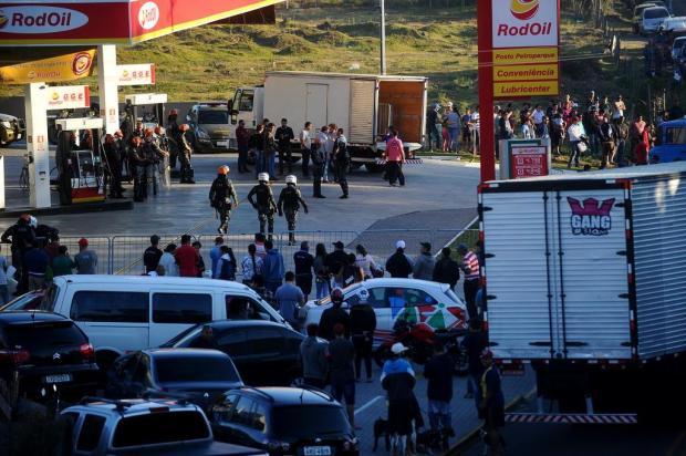 Delegado considera pouco provável hipótese de que homem foi baleado em Caxias por conta do combustível Lucas Amorelli/Agencia RBS