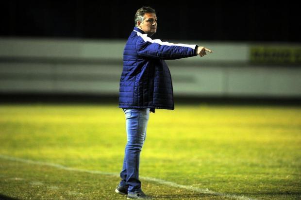 Intervalo: Só falta a conquista de peso para consagrar o trabalho de Winck no Caxias Marcelo Casagrande/Agencia RBS