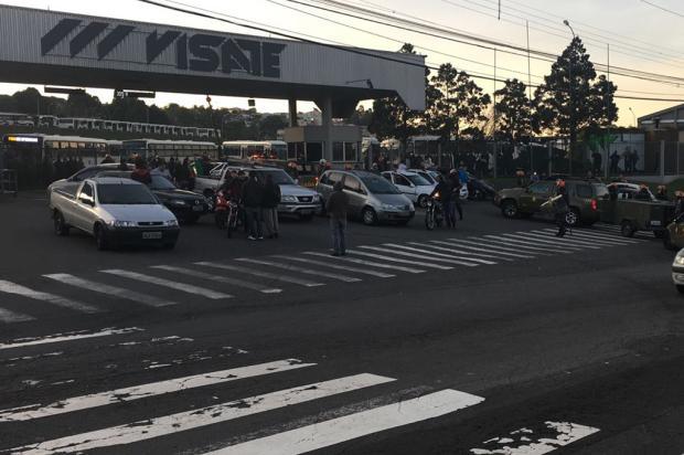 Liminar proíbe manifestações que atrapalhem prestação de serviço à população de Caxias Marco Matos / agência RBS/agência RBS