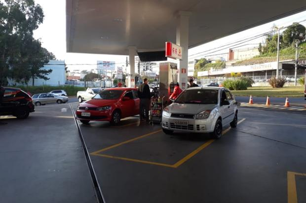 Confira quais postos estão abastecendo em Caxias do Sul Alana Fernandes / agência RBS/agência RBS