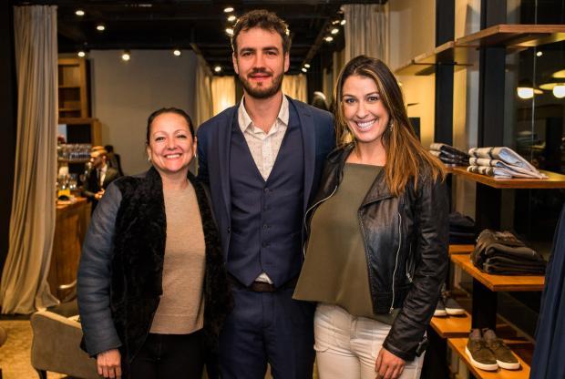 Luis Floriano de Azevedo comandou talk sobre moda masculina na Spirito Santo Bruna Rother  / Divulgação/Divulgação