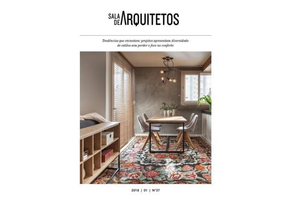 3por4: Edição 37 da Revista Sala de Arquitetos está disponível em Caxias Marcelo Venturini  / Divulgação/Divulgação