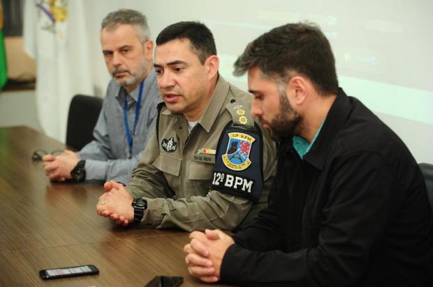 Brigada Militar não irá permitir bloqueio em postos de combustíveis de Caxias Diogo Sallaberry/Agencia RBS