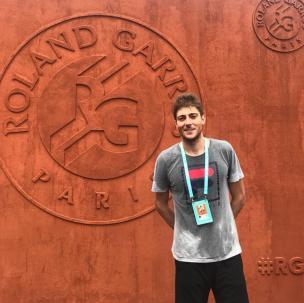 Marcelo Demoliner estreia com vitória nas duplas em Roland Garros Arquivo Pessoal / Marcelo Demoliner/Marcelo Demoliner