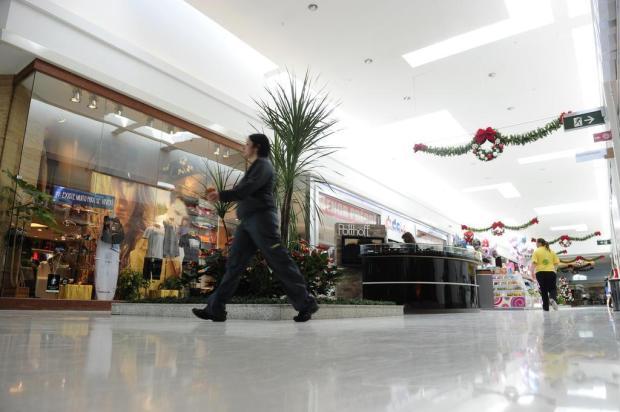 Greve diminuiu movimento em shoppings Porthus Junior/Agencia RBS