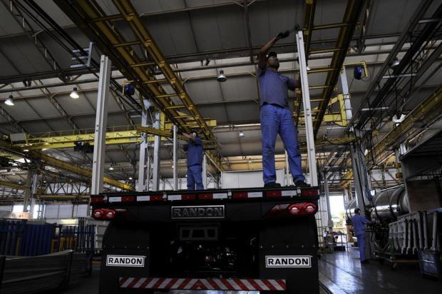 Empresas Randon e Marcopolo retomam as atividades em Caxias na segunda-feira Marcelo Casagrande/Agencia RBS