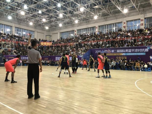 Caxias Basquete vence duas partidas contra a seleção cubana Caxias Basquete  / Divulgação /Divulgação