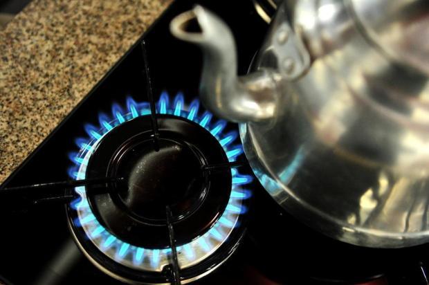 No domingo, duas revendas comercializavam gás de cozinha em Caxias do Sul Diogo Sallaberry/Agencia RBS
