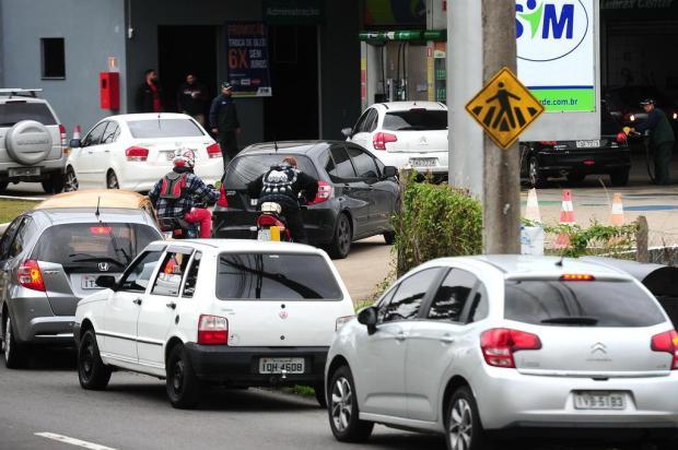 Caxias enfrenta sábado sem gás e com escassez de gasolina Diogo Sallaberry/Agencia RBS