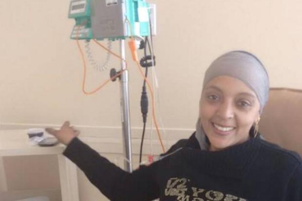 Paciente com câncer luta para conseguir medicação em Caxias Acervo Pessoal/Facebook