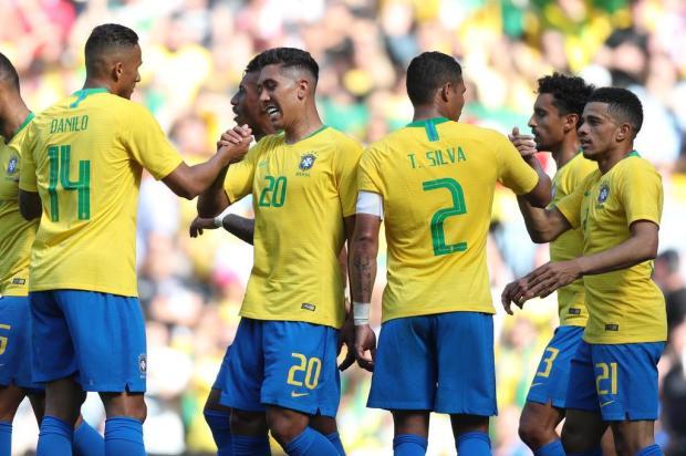 Serviços públicos de Caxias e Nova Petrópolis terão mudanças de horário durante os jogos do Brasil Lucas Figueiredo/CBF/Divulgação