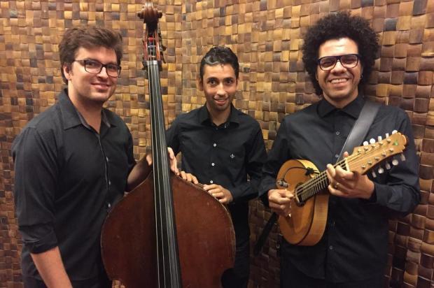 Hamilton de Holanda Trio e André Mehmari encabeçam a programação do Tum Tum Instrumental 2018, em Caxias Marcos Portinari/Divulgação